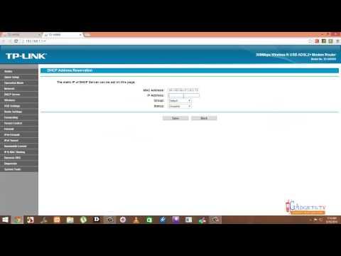 How to control Bandwidth on a DSL Broadband Modem