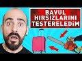 BAVUL HIRSIZLARINI KAÇIRARAK TROLLEDİM ! (%100 BAGAJ)