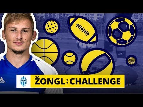 Žongl Challenge: Michal Hubínek