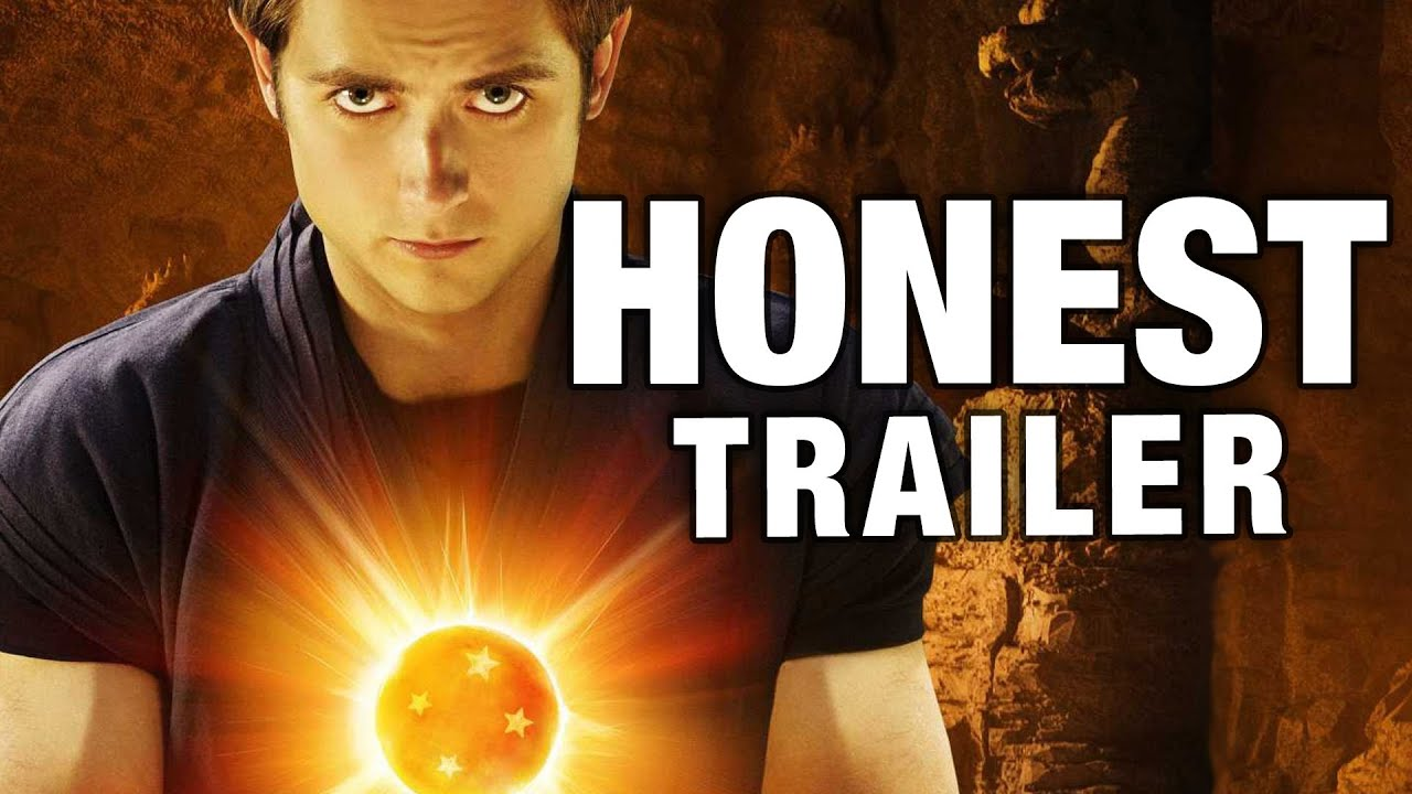 Honesto trailer para Dragon Ball Evolution