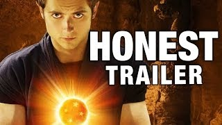 Honesto trailer para Dragon Ball Evolution