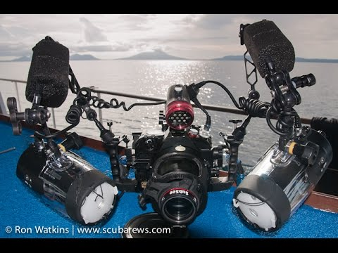 Underwater Video Workshop, Phuket: HD Scuba Diving Video by Bart Boudry
