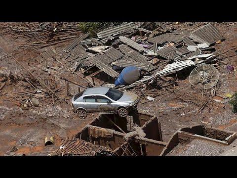 Brazil and BHP Billiton strike deal over Samarco dam disaster