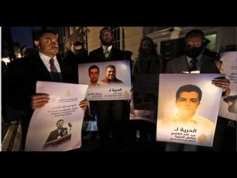 Al-Jazeera Demands The Release Of Arrested Reporters In Egypt