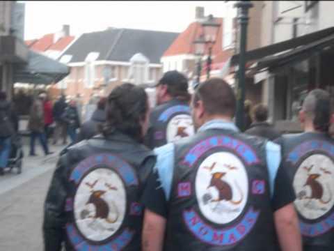 Nomads mc Logo The Rats mc Nomads