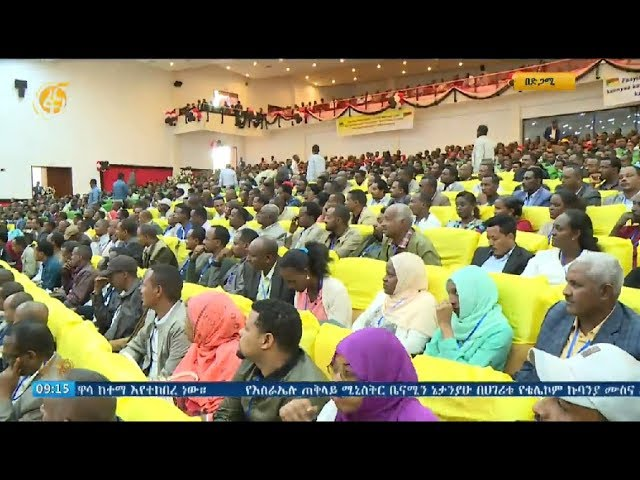 Ethiopia: OPDO central committee meeting