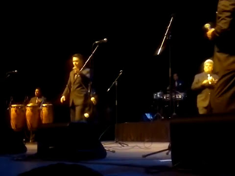 La Autentica Sonora Santanera de Gildardo Zarate-La Sortija-En el Auditorio Nacional 2012