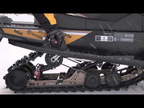 2012 MXZ X-RS First Impressions