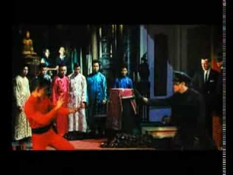 Bruce Lee, The Green Hornet - Kato fight scene (best) Image 1