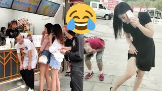 Coi là  toét miệng【Laugh torn mouth】😱Funny moments 2019_P27