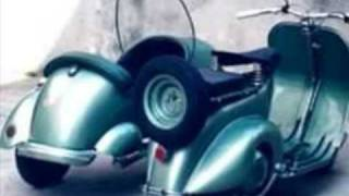 THE VESPA SCOOTER