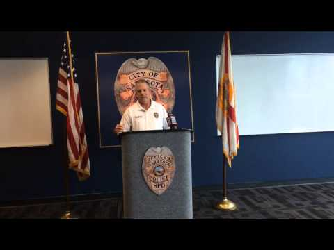 Sarasota Police Officer Kevin Schafer on fatal hit-and-run - Bradenton Herald - Bradenton.com