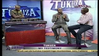 Tukuza Testimony [Sunday, 7th September 2014] From Prison walls to Church