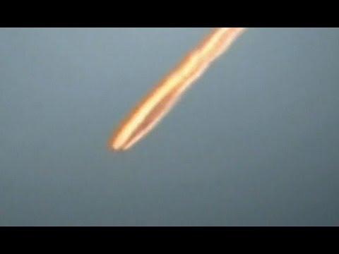 Meteoritos Caen a La Tierra  Diciembre 2012 100 % REAL