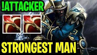 Strongest Man - !Attacker Kunkka - Dota 2