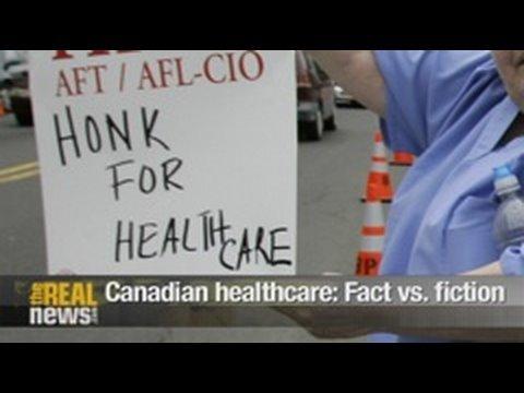 Canadian healthcare: Fact vs. fiction