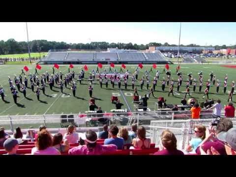 Fort Walton Beach High School Viking Band @ FBA District 1 Festival 10-11-14