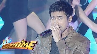 "Sam Milby performs ""This Love"" on It's Showtime"