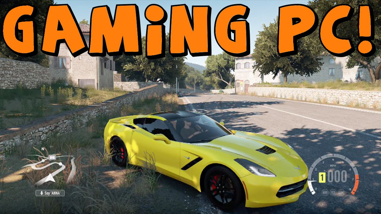 forza horizon 2 let 39 s play new gaming pc youtube. Black Bedroom Furniture Sets. Home Design Ideas