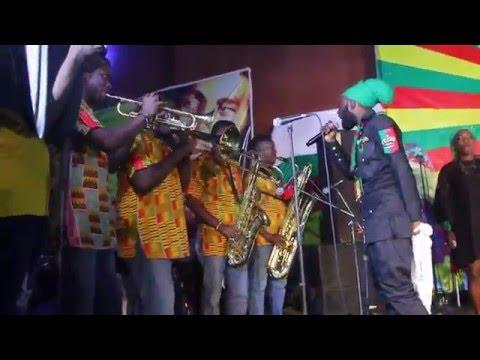 AFRICA MEETS REGGEA WORLD MUSIC INTER FESTIVAL EXCUTIVE SHOW