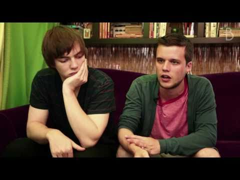White Lies: Ritual - Buzzine Interviews... (Part 1)