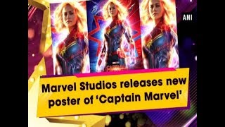 Marvel Studios releases new poster of 'Captain Marvel' - #Entertainment News