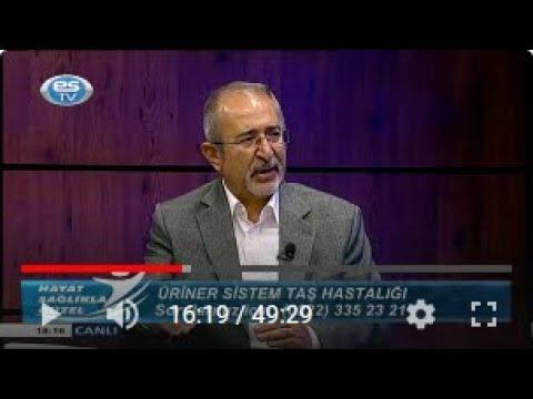 OP. DR. İSMAİL ATMACA ESTV HAYAT SAGLIKLA GUZEL 27 KASIM 2019