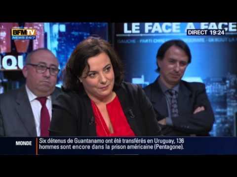 2014 décembre 07 BFM TV Marine Le Pen