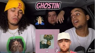 Ariana Grande Ghostin Mac Miller Tribute Reaction Review
