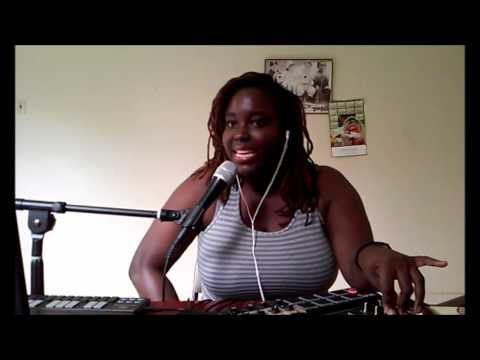 "Lion Song by Bjork from ""Vulnicura"" - Liveloop Cover by Aleya"