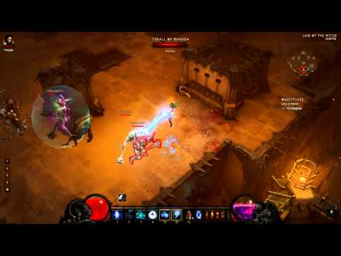 Diablo 3 : Maghda Nightmare Difficulty Guide Solo