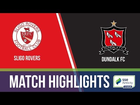 GW10: Sligo Rovers 2-1 Dundalk