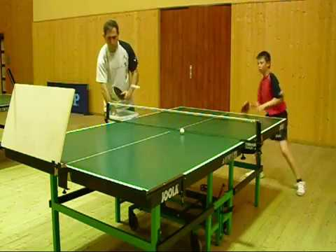 Exercises youth training -  new ping pong ball exchange training devices