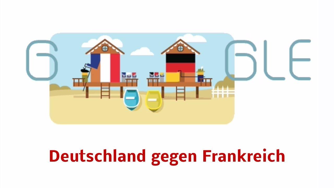 deutschland gegen frankreich fußball