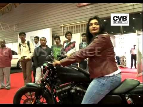 FIRST INDIAN WOMAN TO OWN HARLEY DAVIDSON