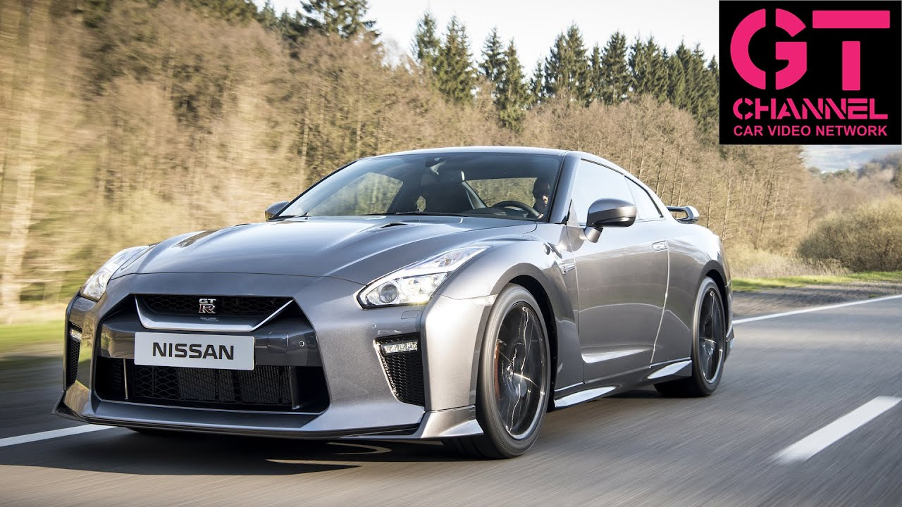 The 2017 Nissan GT-R Is Faster and Stronger Than Ever
