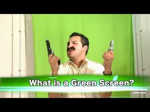 Tutorial - Green Screen (Tips & Tricks)
