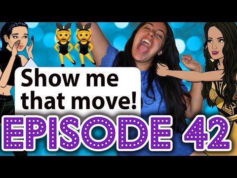 Teaching Demi Lovato How To Dance!!! 👯 - Demi Lovato's World Tour Episode #42