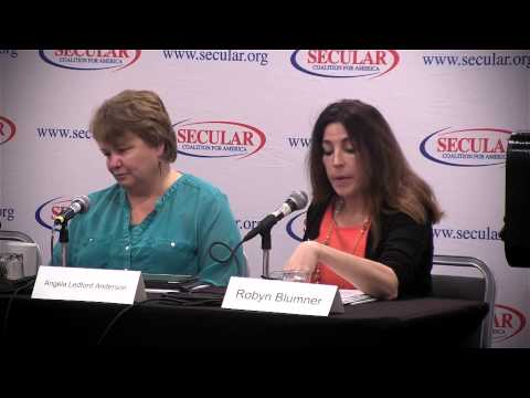 2014 SCA Lobby Day Panel Discussion with Robyn Blumner