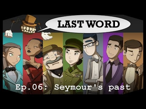 Pasta plays Last Word Ep06: Seymour's past *** Blind playthrough and Gameplay - Rpg Maker
