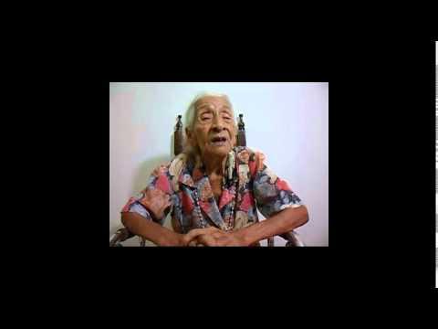 Declaracion Profesora Maria Parajon de Lacayo - Nicaragua