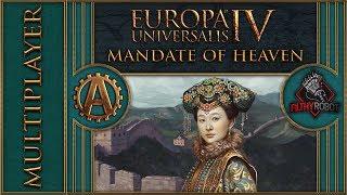 [EU4][MP] Mandate of Heaven Multiplayer Part 52 - Europa Universalis 4 Lets Play