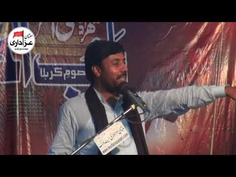 Zakir Taqi Abbas Qayamat | Majlis 16 Sep 2017 | Yadgar Masiab | Shahadat Shahzada Ali Asghar a.s