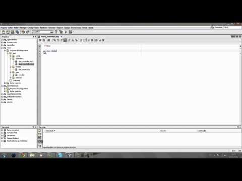 EasyFramework - Screencast - Hello World