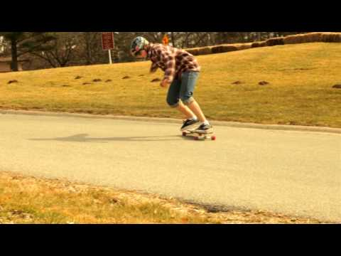 Rybioko Longboarding: Winter Weekend 2012