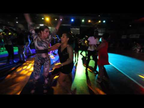 Johnny Vasquez et Tanya Yvonne - Guadeloupe