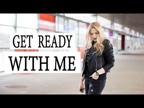 GET READY WITH ME |Jak Zrobić Idealne Brwi?