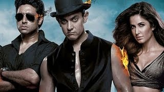 Dhoom 3 - Film review: 'Dhoom 3' redefines the word 'entertainment' in the grandest way possible