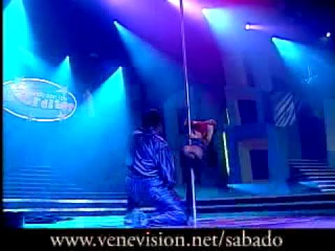 Diosa Canales En Bailando con los Gorditos gala 10