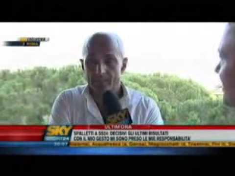 Intervista commovente di Luciano Spalletti dopo le sue dimissioni